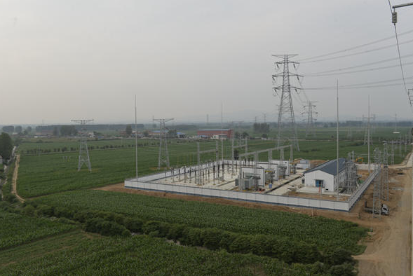 郑万高铁河南段站后四电工程基本完工即将全线送电