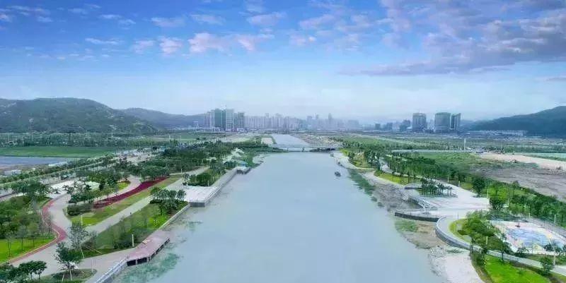"""到2022年,广东拟建成不低于5000公里的""""万里碧道"""""""