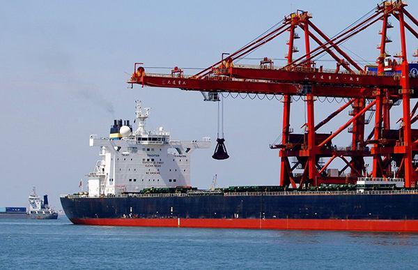 湛江港将成为华南地区唯一通航40万吨级船舶的深水港口