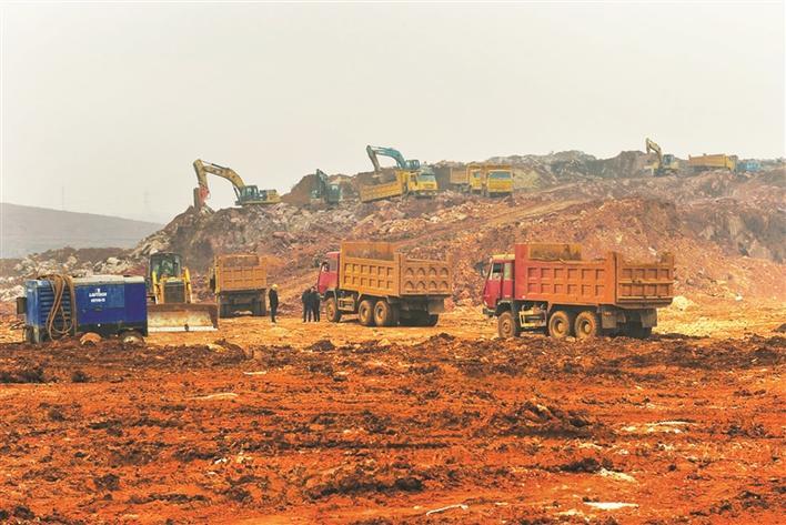 3400名工人酣战22个项目24个工地 宜都化工园区建设基本恢复