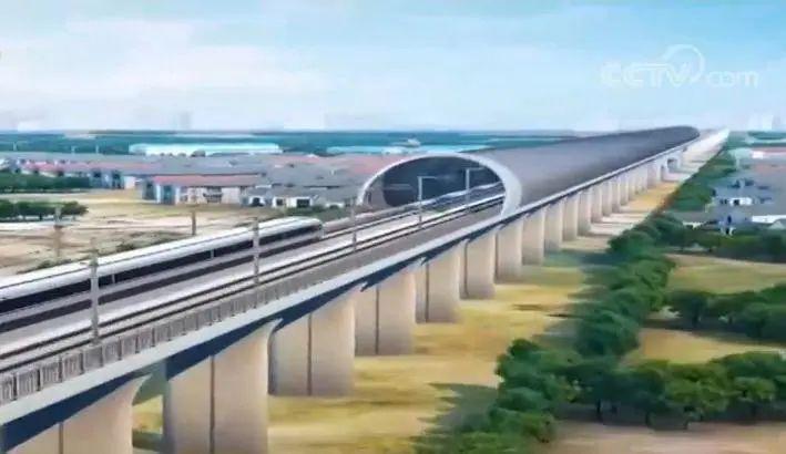 国内首创!京雄高铁这一工程竣工