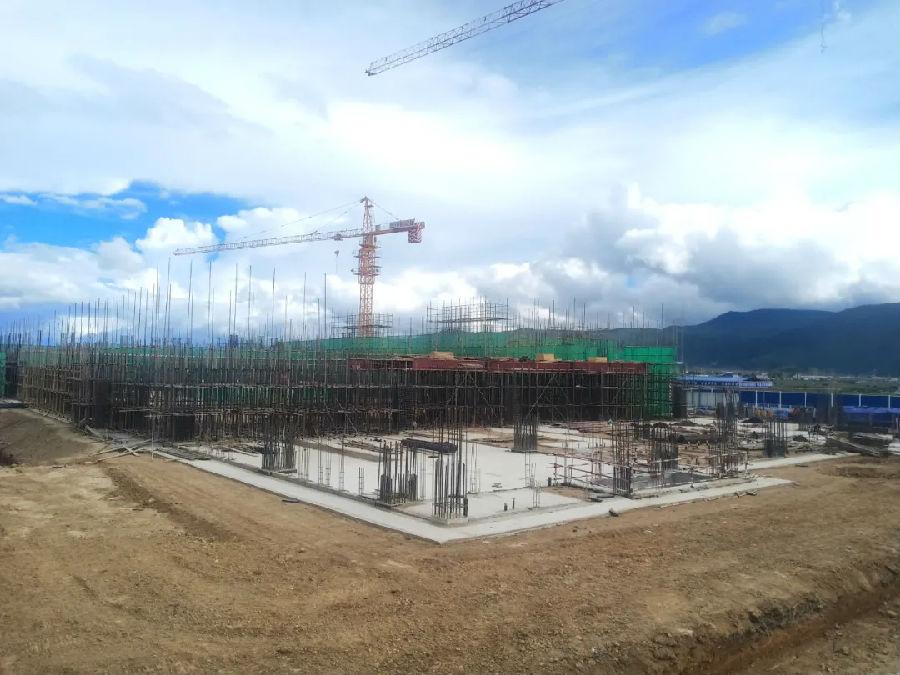 多条云南在建铁路取得工程新进展
