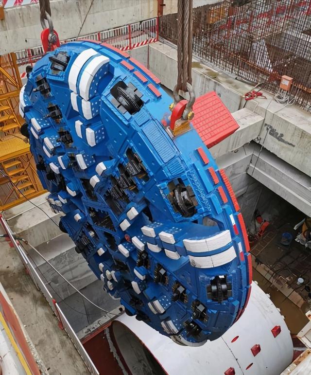 重大进展,广州地铁两条新线进入区间隧道施工